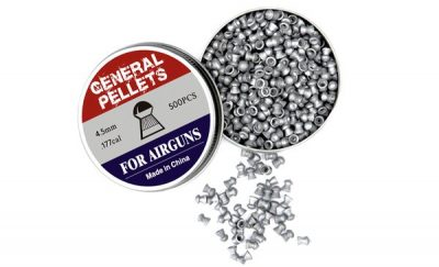 SPA HOLLOW GENERAL PELLETS 4.5MM