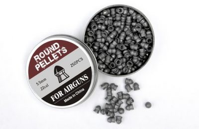 SPA ROUND PELLETS 5.5MM