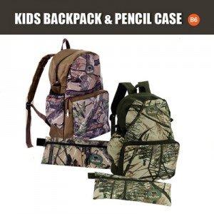 SNIPER 3D, KIDS BACK PACK + PENCIL CASE