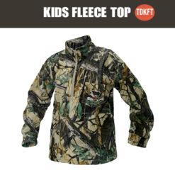 SNIPER KIDS FLEECE TOP