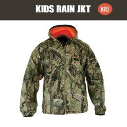 SNIPER KIDS RAIN JACKET