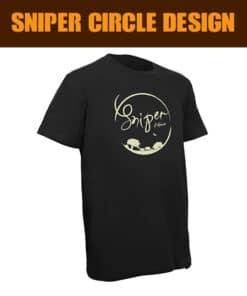SNIPER RUGGED CIRCLE DESIGN