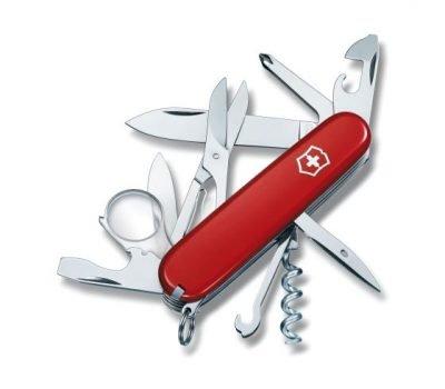 VICTORINOX EXPLORER POCKET KNIFE