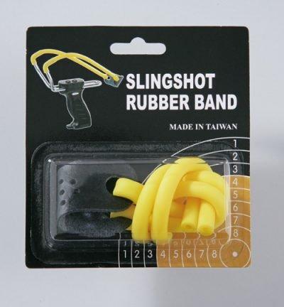 MK-TR-Y SLINGSHOT RUBBER BAND