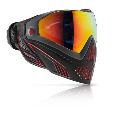 DYE GOGGLES I5 FIRE (BLK/RED)