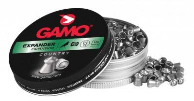 GAMO PELLETS 4.5MM EXPANDER (250CT)