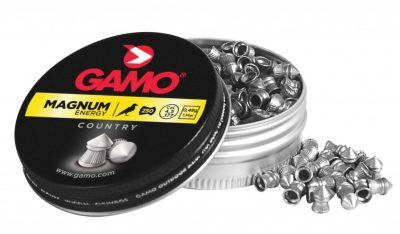GAMO PELLETS 4.5MM MAGNUM (250CT)