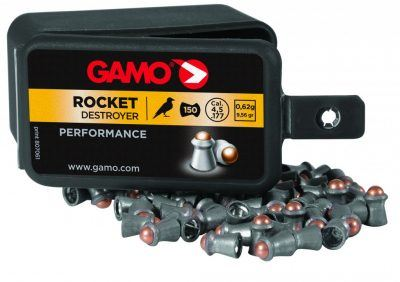 GAMO PELLETS 4.5MM ROCKET (150CT)