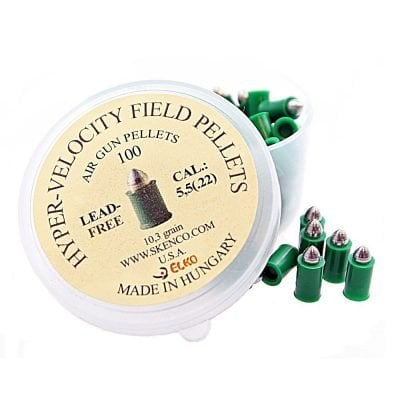 SKENCO HYPER VELOCITY FIELD PELLETS 5.5MM