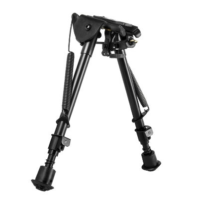NC STAR ABPGF2 PRECISION GRADE BIPOD - FULL SIZE NOTCHED