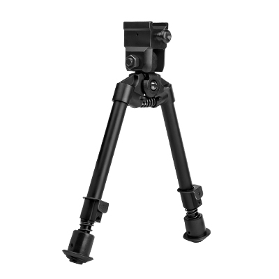 NC STAR ABUQNL BIPOD W/QR WEAVER MOUNT & NOTCHED LEGS