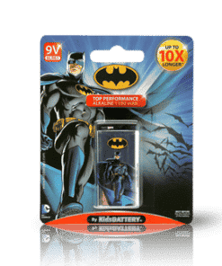 Pack Batman 9V