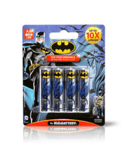 Pack Batman AA