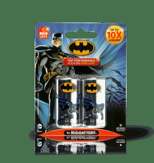Pack Batman LR14