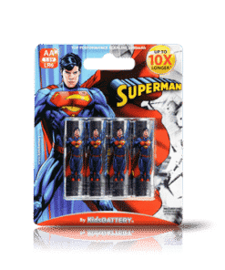 Pack SuperMan AA