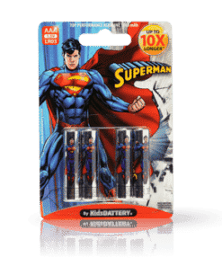 Pack SuperMan AAA