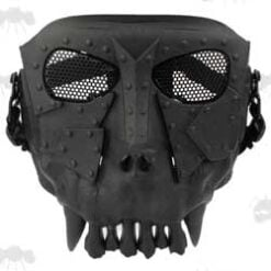 THORN LING DC 02 AIRSOFT MASK BLACK ICON