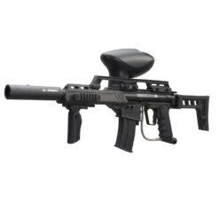 empire bt 4 slice g36 elite paintball gun black  6