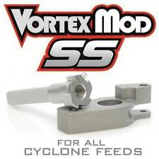 Tech T cyclone feed vortex mods SS A-5 X7 98