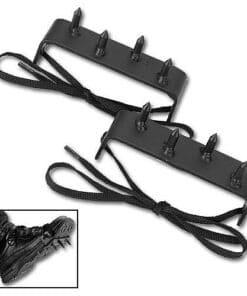 0000120 ninja climbing foot spikes pair