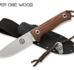 2055 PREPPER ONE WOOD OUTDOOR