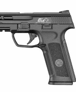 ICS Airsoft Gun XAE Gas Blowback Pistol Black BLE 006 SB