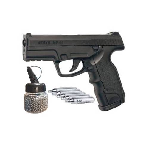 ASG STEYR M9-A1 BB PISTOL - COMBO 1, ASG STEYR M9-A1 BB PISTOL – COMBO 1, Blades and Triggers