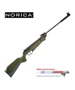 air rifle norica thor grs supreme green