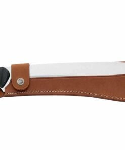 FOX PATHFINDER FIXED KNIFE BLADE N690 NYLON AND RUBBER HANDLE 02