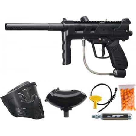 JT OUTKAST PAINTBALL GUN, JT OUTKAST PAINTBALL GUN START UP KIT, Blades and Triggers