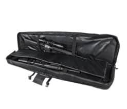 DOUBLE CARBINE CASE BLACK CVDC2946B 55 03