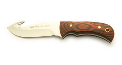 MUELA KNIVES SPAIN. BISONTE 11R KNIFE 01