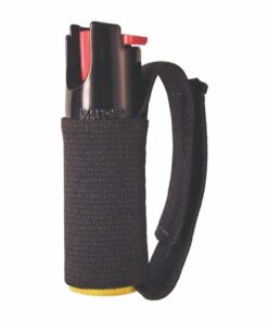 12oz 2 IN 1 PEPPER SPRAY WITH HARDCASE AND JOGGER STRAP EHCJ14 C 01