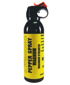 16 OZ. MAGNUM PEPPER SPRAY W FIRE MASTER TOP SHRINK WRAP EC454 SW 01