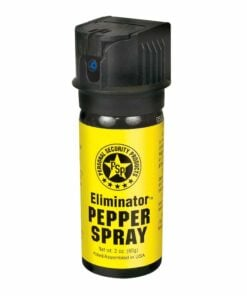 2 OZ PEPPER SPRAY WFLIP TOP CLAMSHELL EC60FT C 01