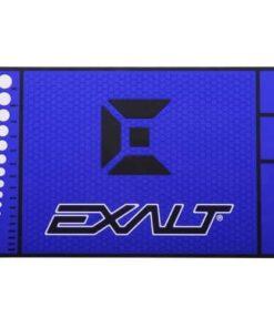 EXALT HD RUBBER PAINTBALL TECH MAT ARCTIC BLUE 01