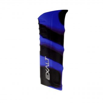 EXALT SHOCKER RSX REGULATOR GRIP BLACK BLUE SWIRL 01