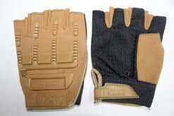 FAS084 HALF FINGER GLOVES MPACT
