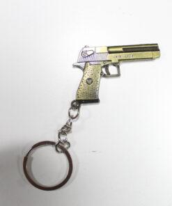 FAS103 GUN KEY CHAIN