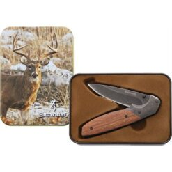WHITETAIL WITH TIN BR0287 01