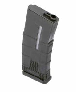 ics t mag tactical mid cap 120rds black 6pcs box 25116 0