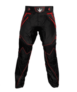 bunkerking supreme pants red