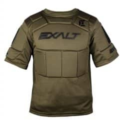 Alpha Chest Protector Olive 2T