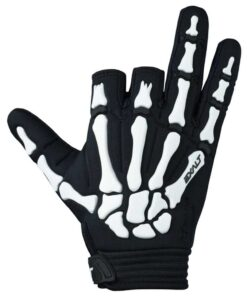 exalt deathgrip gloves white