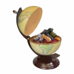 gun globe open