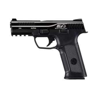 ics ble 001 sb alpha gas blowback pistol black