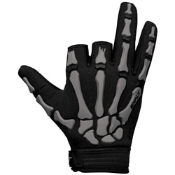 Death Grip Glove Grey 2T 3