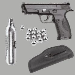 combo Daisy Pistol Defence 4.5mm Combo