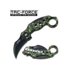 TF578GNSC Tac Force Speedster Karambit liner lock knife