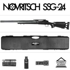 Novritsch SSG24 Airsoft Sniper Rifle